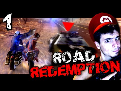 Redemption - Internet! It's time to get some Baby Power because that RASH IS BACK! Welcome to Road Redemption, the spiritual successor to Road Rash. Let me tell you. IT. IS. INTENSE! Should we do more?!...