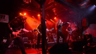 Video Warbell - Havoc LIVE @ Hangar Music Garden, Sopron (HU)
