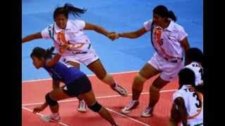 Indian Women's Team Win Gold In Kabaddi In Asiad