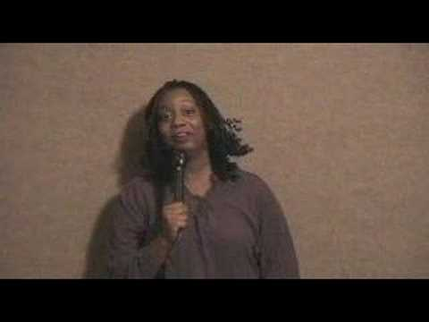 Tracy Ashely in the Comedy Spotlight