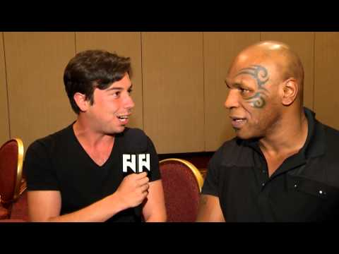 Mike Tyson Talks Veganism, Promoting, Dreams Of Training Fighters