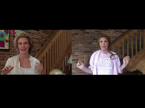 """BFFs recreate """"STEEL MAGNOLIAS"""" in the ACTUAL House!"""
