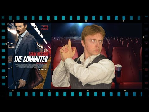 The Commuter-Movie Review