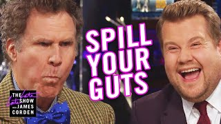 Video Spill Your Guts or Fill Your Guts w/ Will Ferrell MP3, 3GP, MP4, WEBM, AVI, FLV Januari 2019