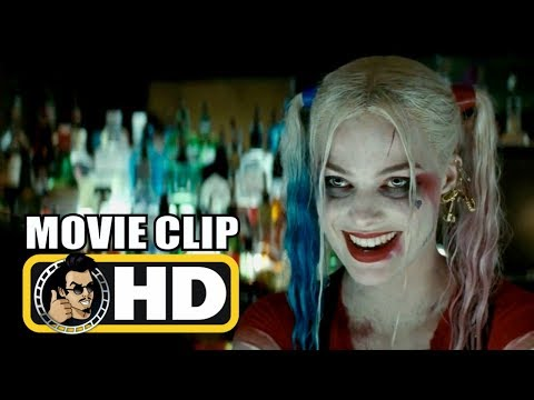 SUICIDE SQUAD (2016) 8 Movie Clips + Trailer HD