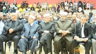 فيديو كامل لفقرات المهرجان الختامي لمسابقة مزامير يافا