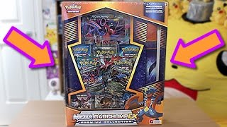 Opening A Mega Garchomp Premium Collection Box!! by Unlisted Leaf