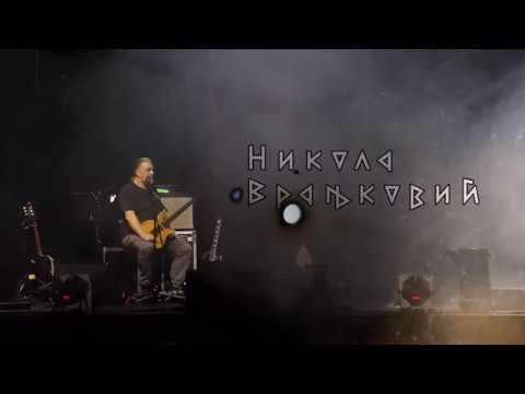 Nikola Vranjković oslikava 'Sretenje'