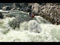 Selway Falls Packraft 810 CFS. August 2017