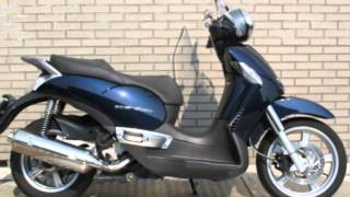 5. APRILIA SCARABEO 500 ie LIGHT