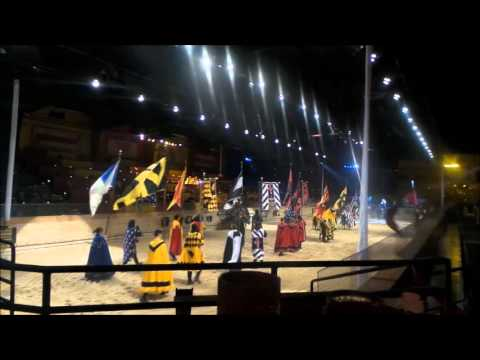 Welcome to Medieval Times in Lyndhurst New Jersey