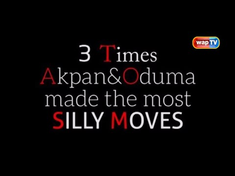 Latest Akpan And Oduma Comedy (2017): 3 Most Silly Moves You Can Ever Imagine