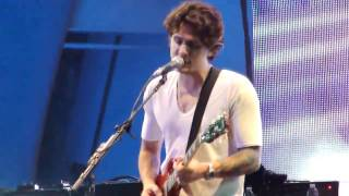 Video John Mayer - Edge of Desire (Live at the Hollywood Bowl, August 22, 2010) MP3, 3GP, MP4, WEBM, AVI, FLV April 2019