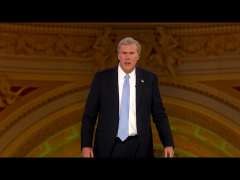 Will Ferrell's Full Speech As Geo