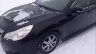 видео авто SUBARU LEGACY в кредит