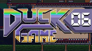 DUCK GAME w/ PokeaimMD, Akamaru, Blunder, Gator & steve ROTATION by PokeaimMD