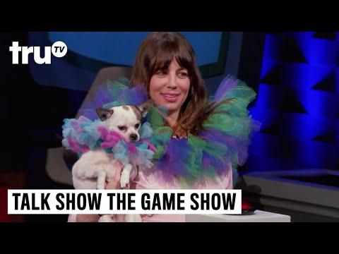 Talk Show the Game Show - Lightning Round: Natasha Leggero vs. Wilson Cruz   truTV
