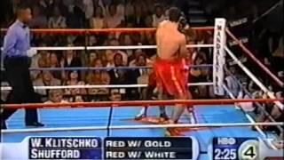 W Klitschko vs Charles Shufford