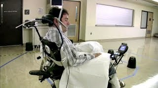 Tongue-Controlled Wheelchair Outperforms Sip-and-Puff Wheelchairs. Full story:...