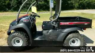 4. 2013 Kawasaki MULE 610 4x4 XC  - Road and Track Powerspor...