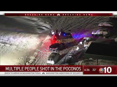 Multiple People Shot During Shooting Spree in the Poconos | NBC10 Philadelphia