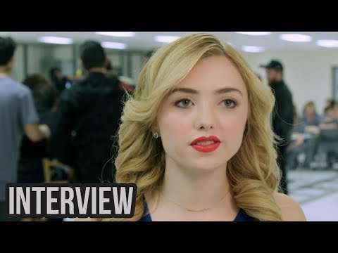 "Peyton List REVEALS Biggest Obstacles While Filming ""The Thinning: New World Order"""