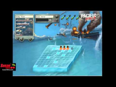 Amazing £92 Win - Ship Sinking Bonus - Pacific Attack Online Slot Review