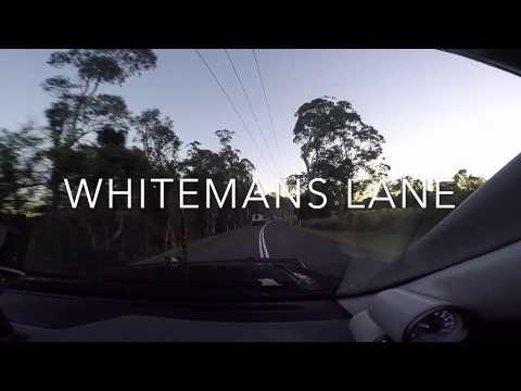 Whitemans Lane 06/08/17