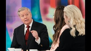 Video Sen. Lindsey Graham On Russia Probe, 'Fire and Fury,' Comments from Bannon | The View MP3, 3GP, MP4, WEBM, AVI, FLV April 2018