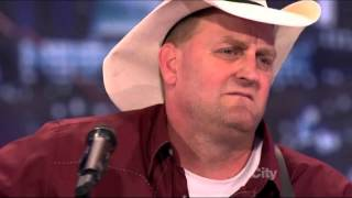 Americas Got Talent 2013  Week 1 Auditions  Marty Brown