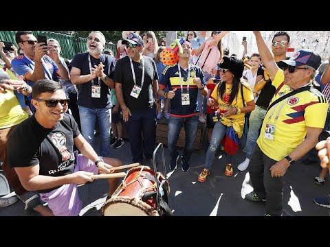 Μουντιάλ 2018: Κολομβια-Αγγλία στη μάχη για το τελευταίο εισιτήριο…