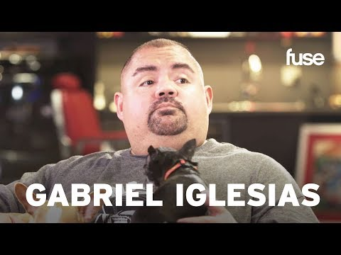 Ask Fluffy: Gabriel Iglesias Talks Favorite Comedians and Large Penises (Ep. 1) | Fuse