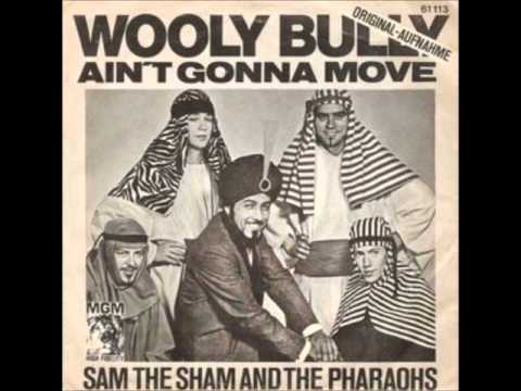 Tekst piosenki Sam the Sham and the Pharaohs - Wooly Bully po polsku
