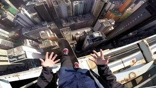 The World From Above with Max and Zack | URBEX by Red Bull
