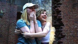 Diagon Alley Reaction | TheBakeey's first time at the Wizarding World of Harry Potter