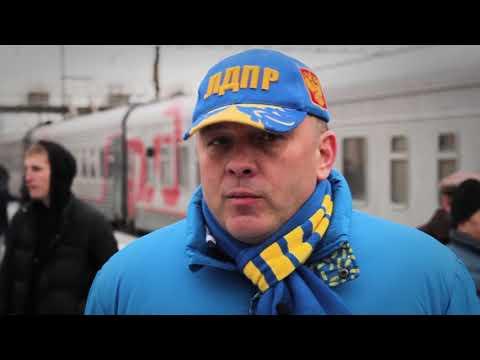 Александр Курдюмов в составе спецпоезда ЛДПР посетил Нижегородскую область