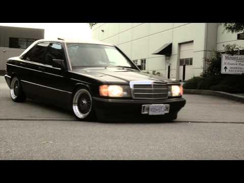 My Mercedes Benz 190e