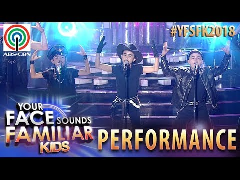Your Face Sounds Familiar Kids 2018: TNT Boys As Hagibis | Nanggigigil
