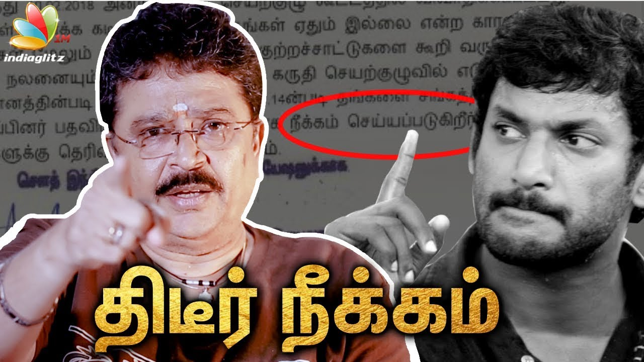 Exclusive interview with Actor S.Ve.Sekar - Removed from Nadigar Sangam and much more