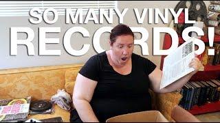 Download Lagu THE BIGGEST VINYL RECORD HAUL EVER?!?! Mp3