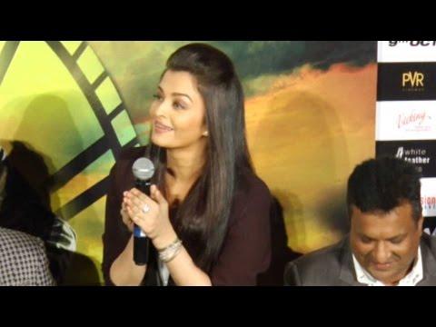 Aishwarya Rai Bachchan Speaks On Her Miss World Ta