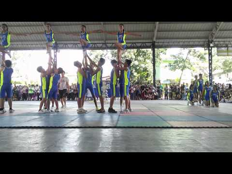DOMT I-I PUPQC cheerdance Competition 2014