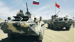 Китай уже готов к войне,выстоит ли Россия.