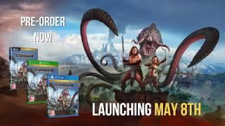 Видео к игре Conan Exiles из публикации: Объявлена дата релиза Conan Exiles