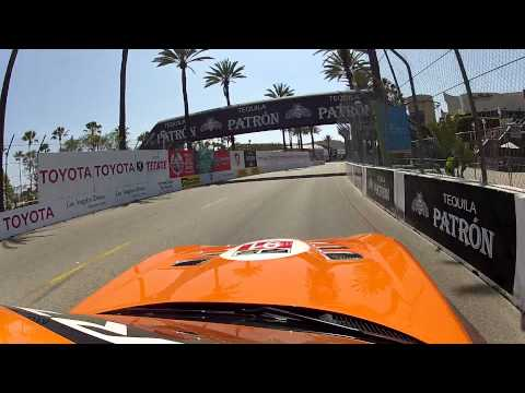 Hot Lap in an SRT Viper at the 2014 Long Beach Grand Prix