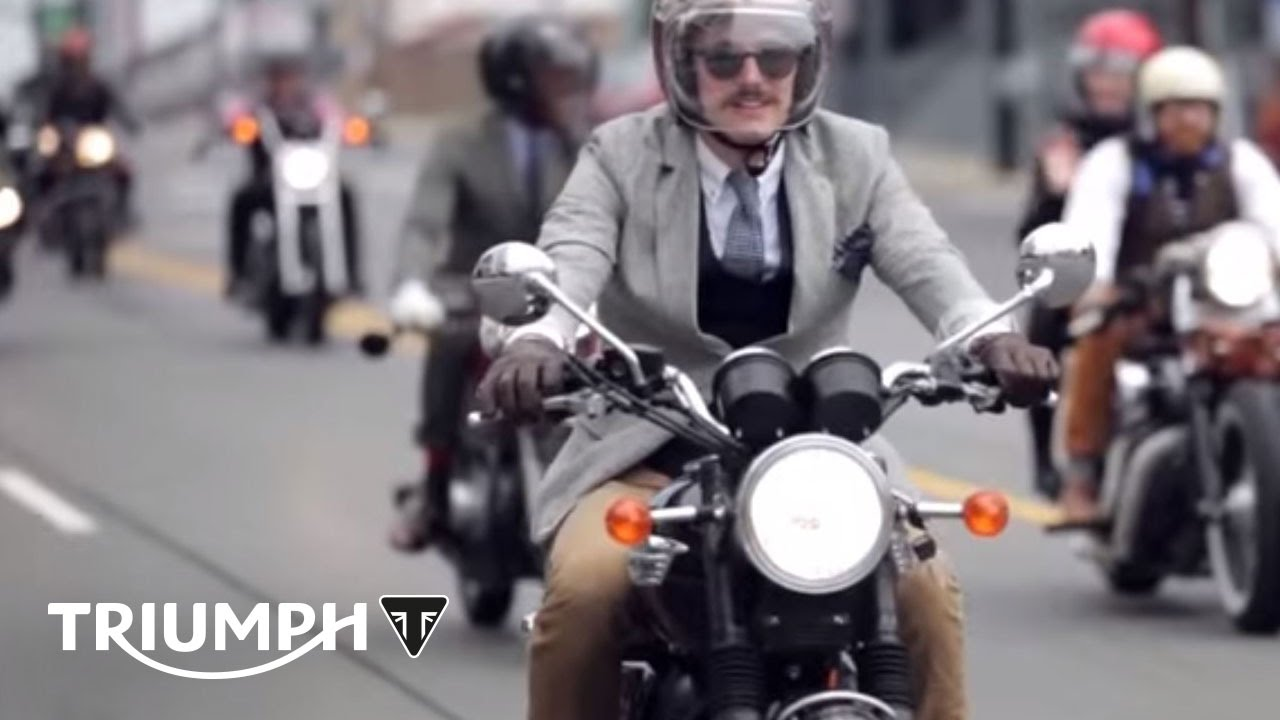 ASK iAN *  The Distinguished Gentleman's Ride 9.28.2014 * L.A. / WORLDWIDE