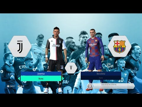 FIFA 19/20 Squads And Kits Update For FIFA 14 Ll HBZ Mod Compatible