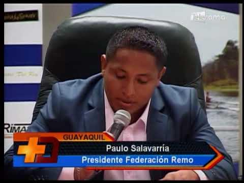 Lanzamiento Proyecto Ecuador de remo