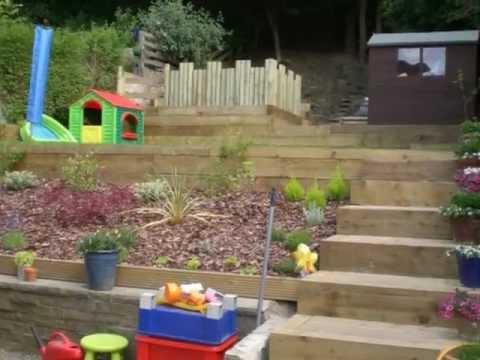 beauchief landscaper Sheffield Garden makeover