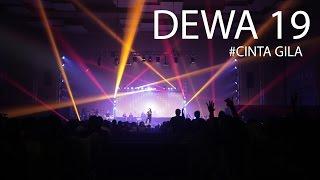 Video Dewa19 CINTA GILA #live Alila Solo MP3, 3GP, MP4, WEBM, AVI, FLV Januari 2018